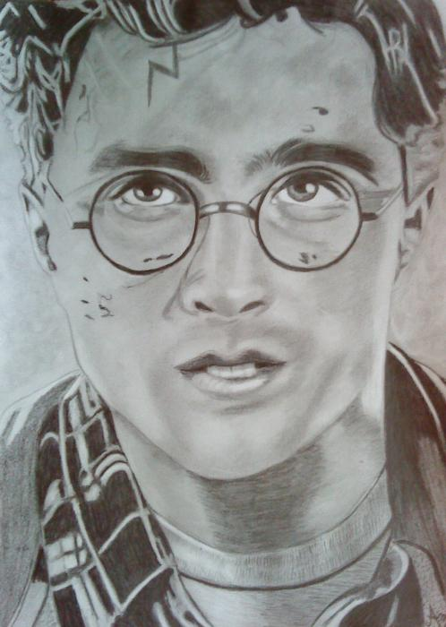 Daniel Radcliffe by vasy
